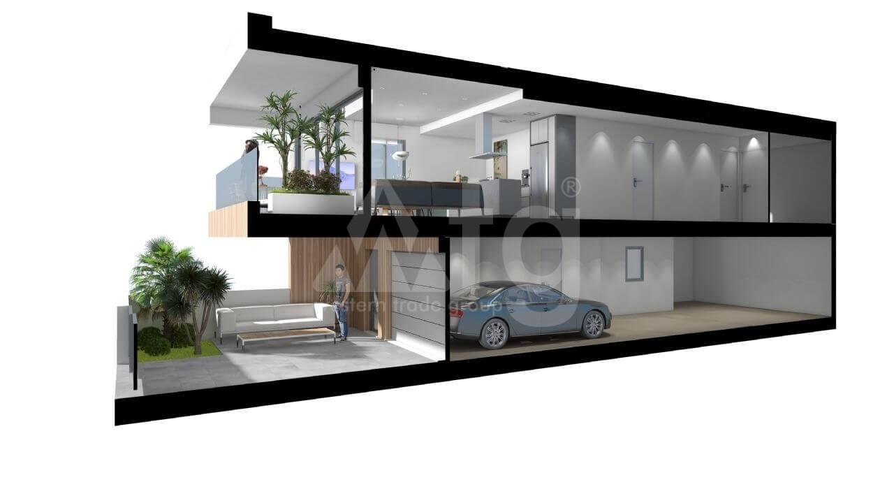 3 bedroom Apartment in Pilar de la Horadada - MG2801 - 8