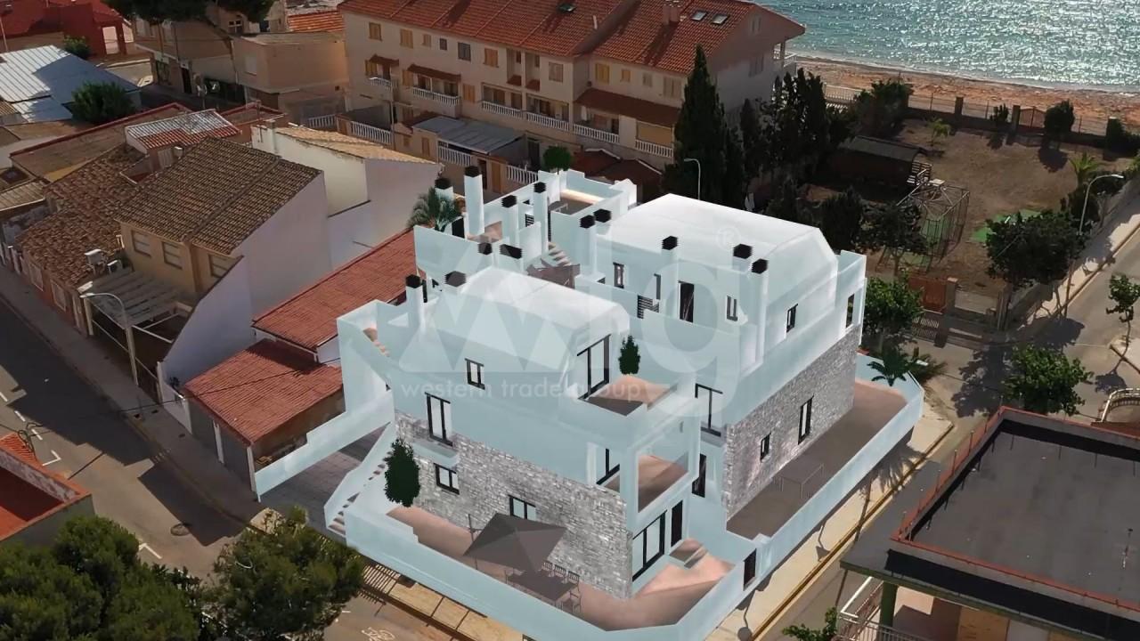 4 bedroom Apartment in Torre de la Horadada  - CC119586 - 9