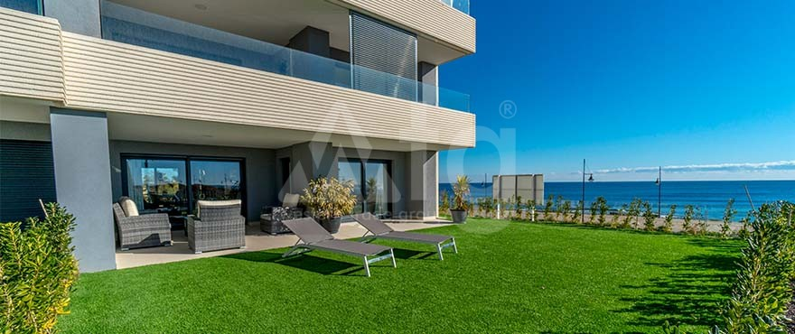 3 bedroom Apartment in Torrevieja - AG4105 - 1