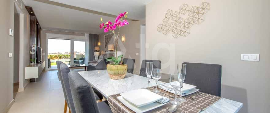 3 bedroom Apartment in Torrevieja - AG4105 - 13