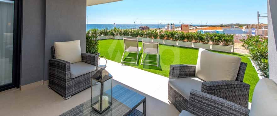 3 bedroom Apartment in Torrevieja - AG4105 - 2