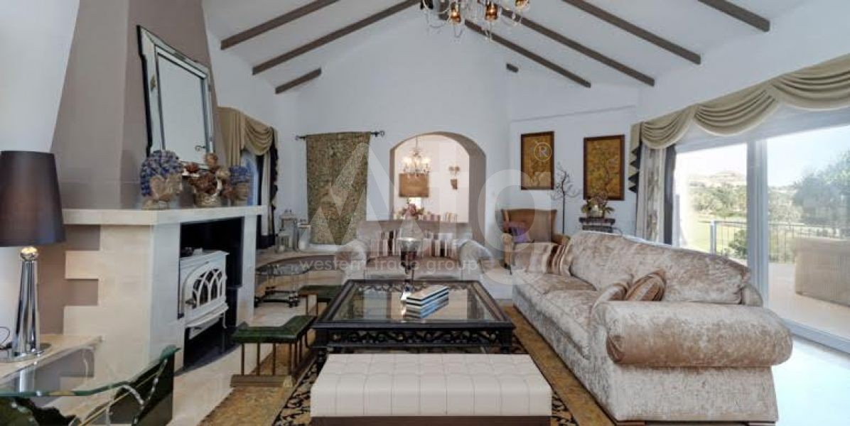 3 bedroom Penthouse in Villajoyosa - QUA8623 - 11
