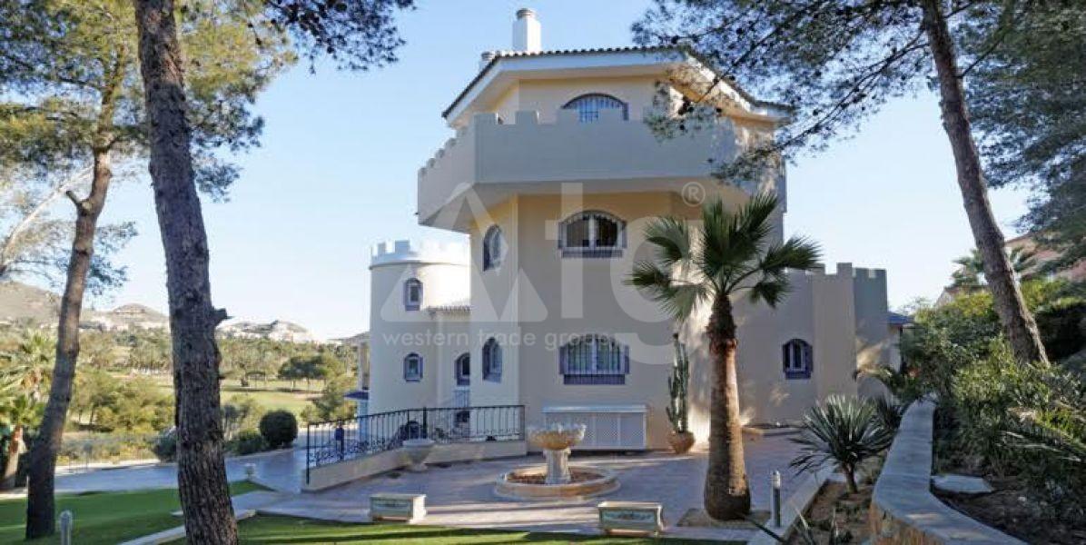 3 bedroom Penthouse in Villajoyosa - QUA8623 - 15