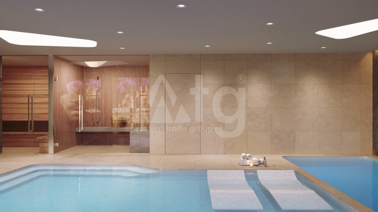 3 bedroom Penthouse in Villajoyosa - QUA8623 - 18