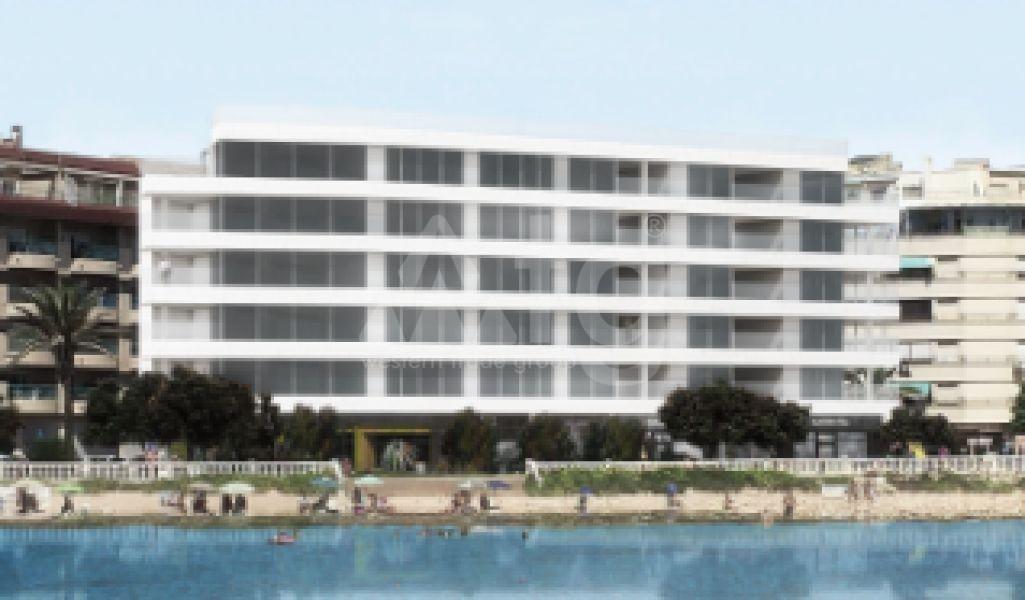 2 bedroom Apartment in Villajoyosa  - QUA8617 - 1