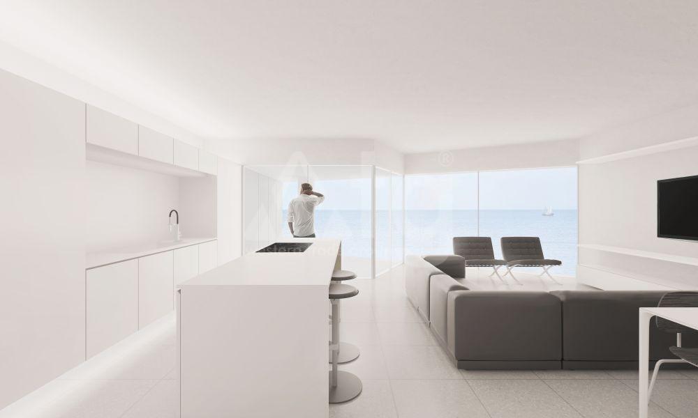 2 bedroom Apartment in Villajoyosa  - QUA8617 - 3
