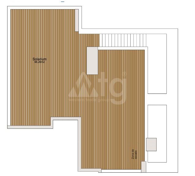 3 bedroom Apartment in Alicante  - QUA1116922 - 45