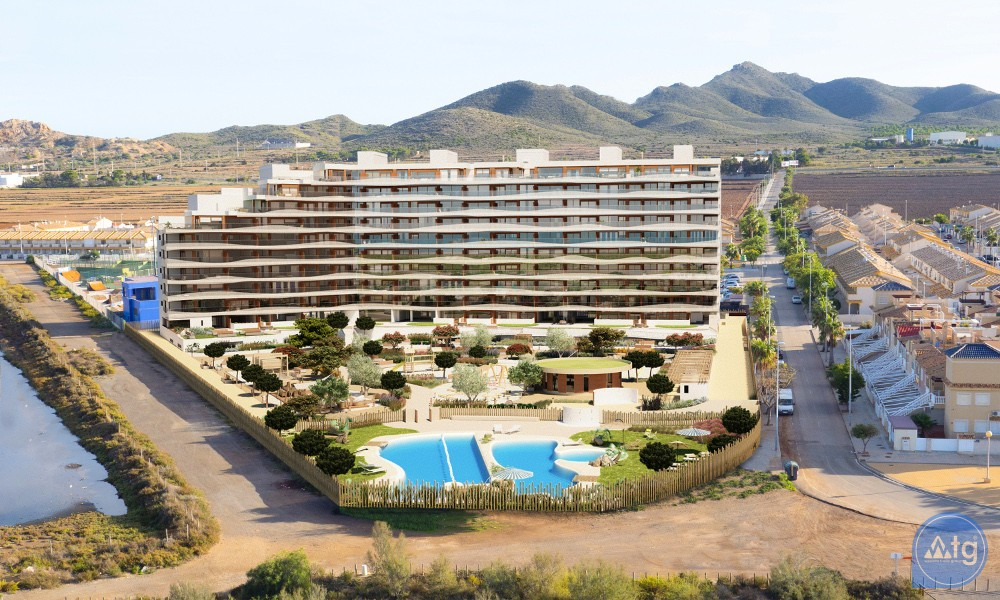 3 bedroom Apartment in La Manga  - UBA116858 - 3