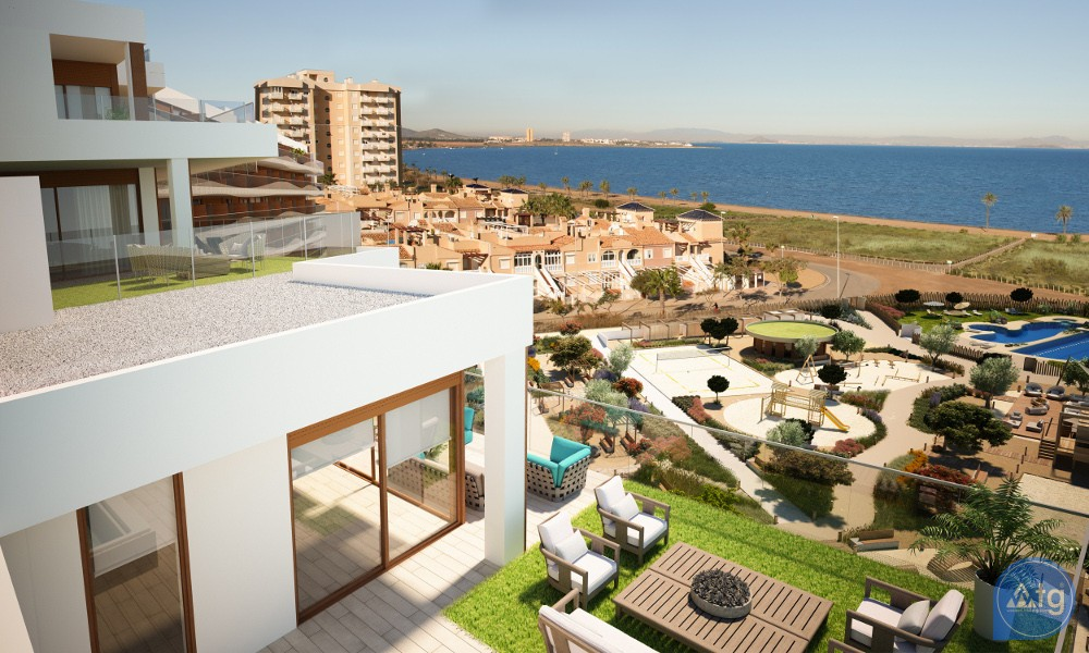 3 bedroom Apartment in La Manga  - UBA116858 - 9