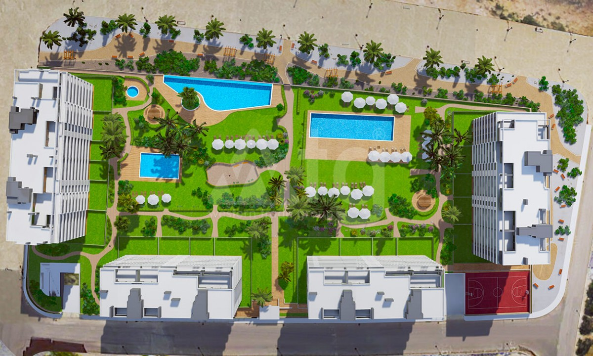 2 bedroom Apartment in Torrevieja - GD3971 - 17