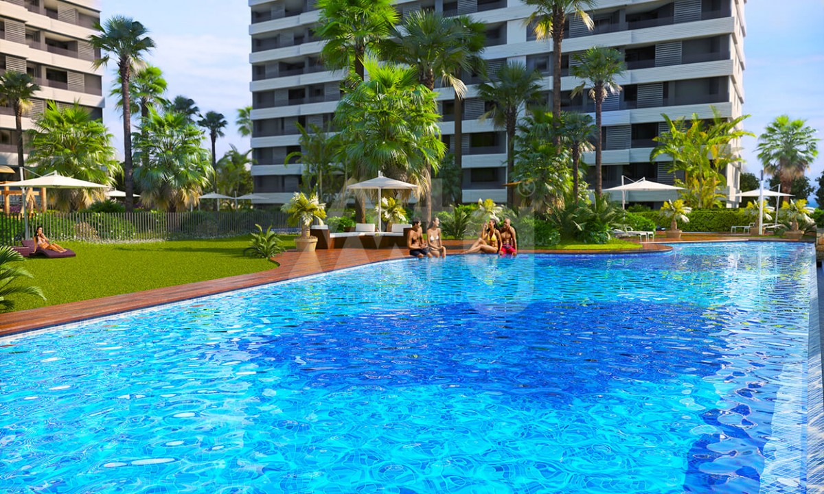 2 bedroom Apartment in Torrevieja - GD3971 - 23