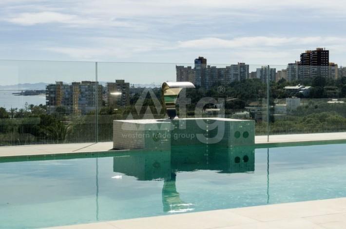 2 bedroom Duplex in Finestrat  - CAM8359 - 4