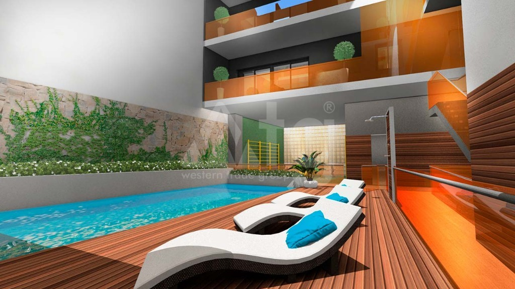 3 bedroom Duplex in Orxeta - APS7772 - 6