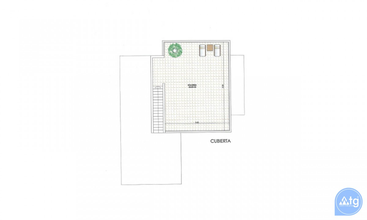 3 bedroom Villa in Dehesa de Campoamor  - AGI115705 - 38