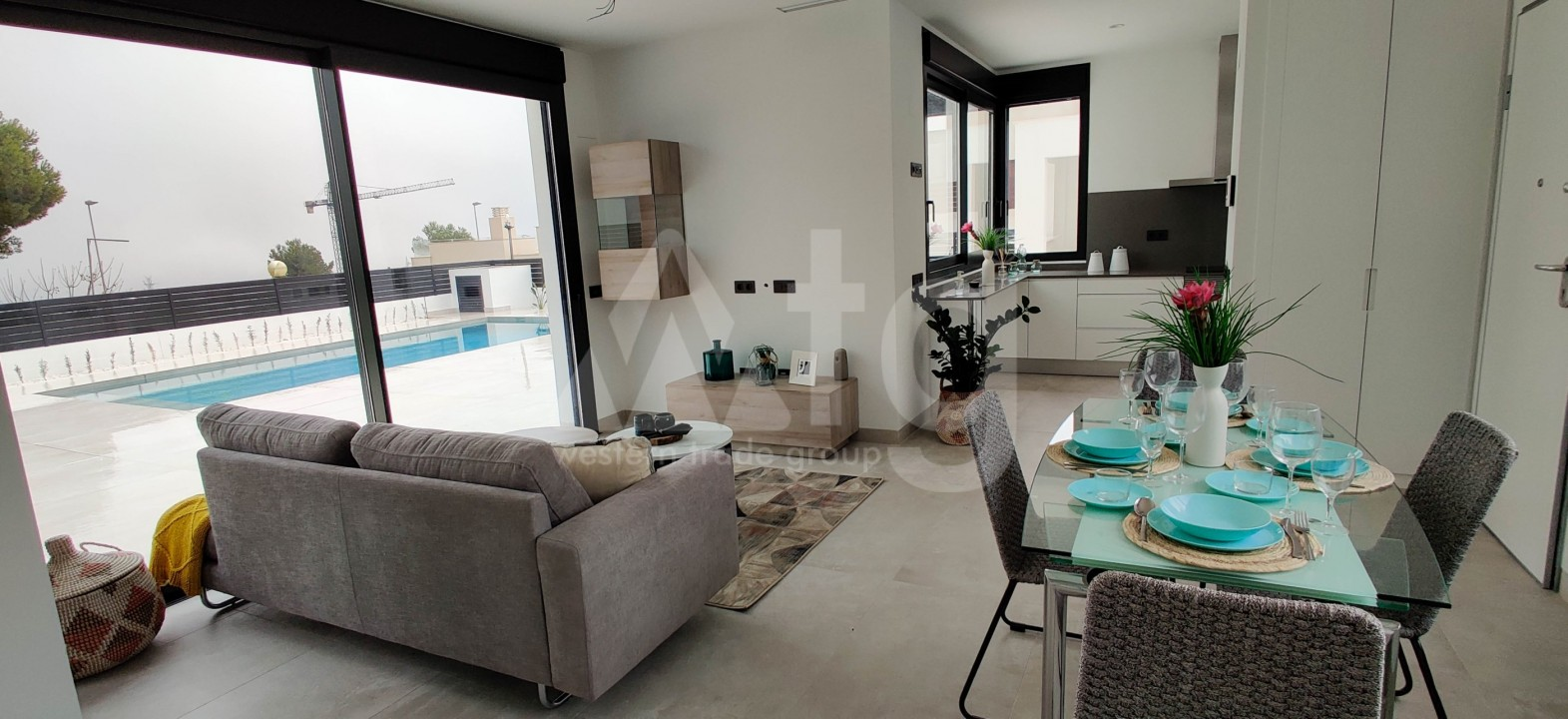 3 bedroom Villa in Dehesa de Campoamor  - AGI115705 - 8