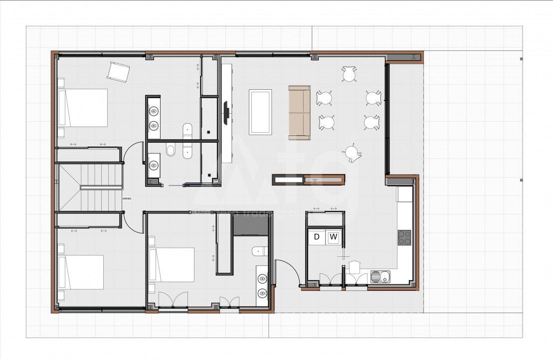 3 bedroom Villa in Javea  - PH1110423 - 8