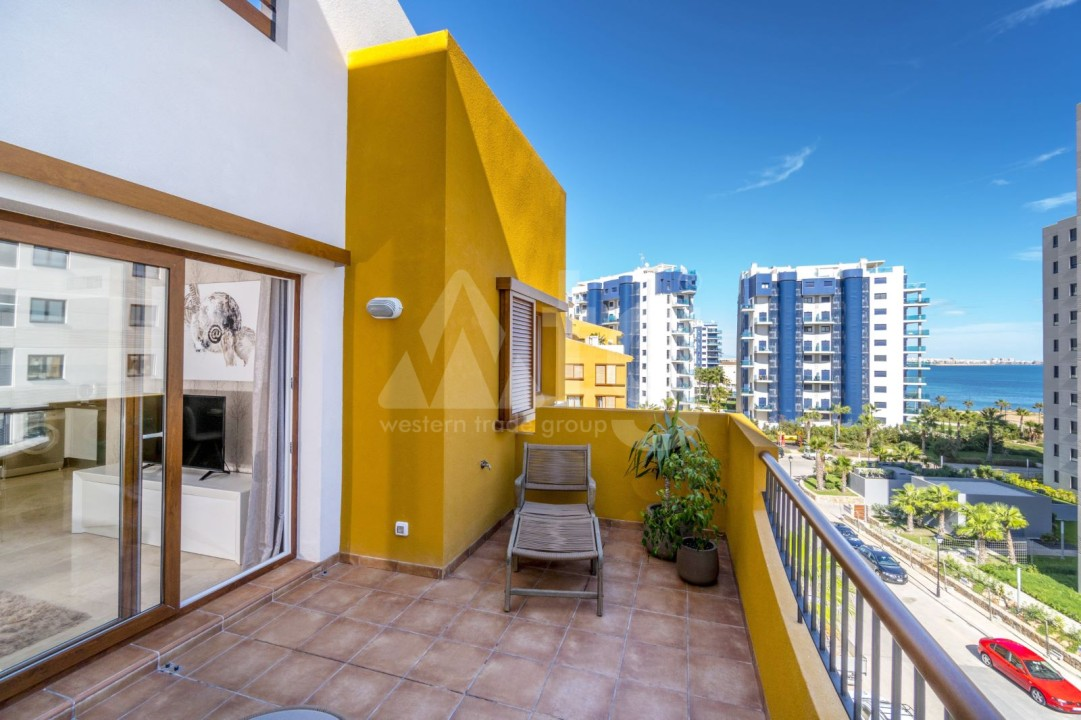 3 bedroom Villa in Pilar de la Horadada - VB7172 - 11