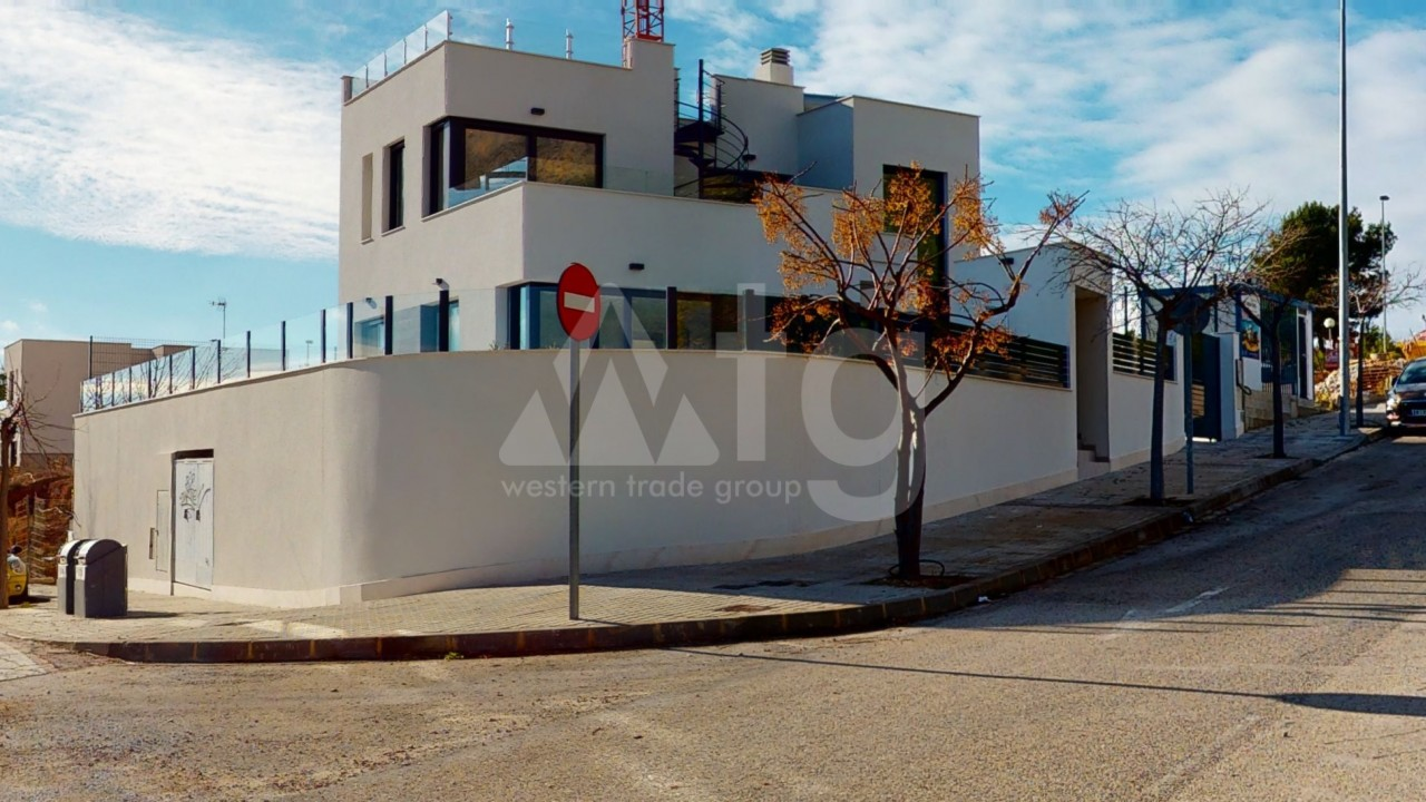 3 bedroom Villa in Polop  - WF115061 - 22