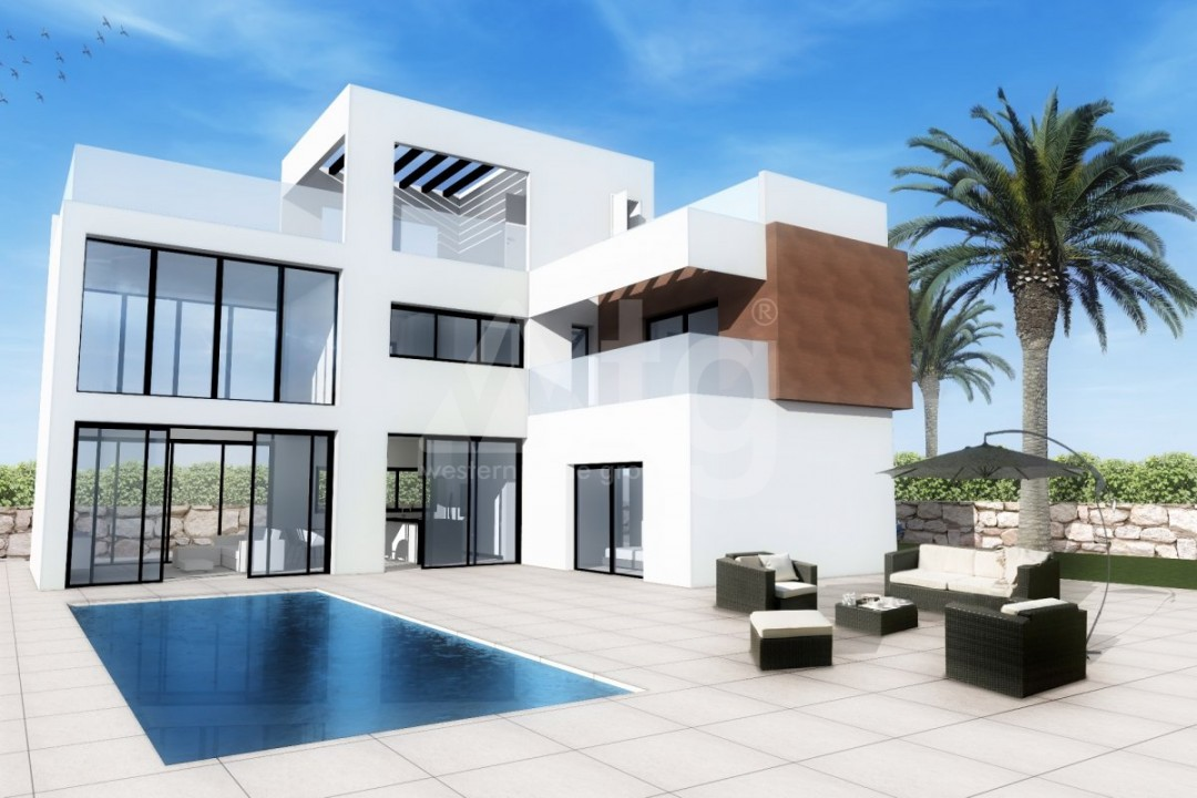 3 bedroom Villa in Polop - WF115059 - 6