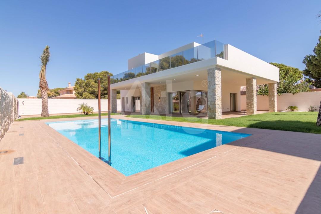 3 bedroom Villa in Finestrat  - EH115908 - 2