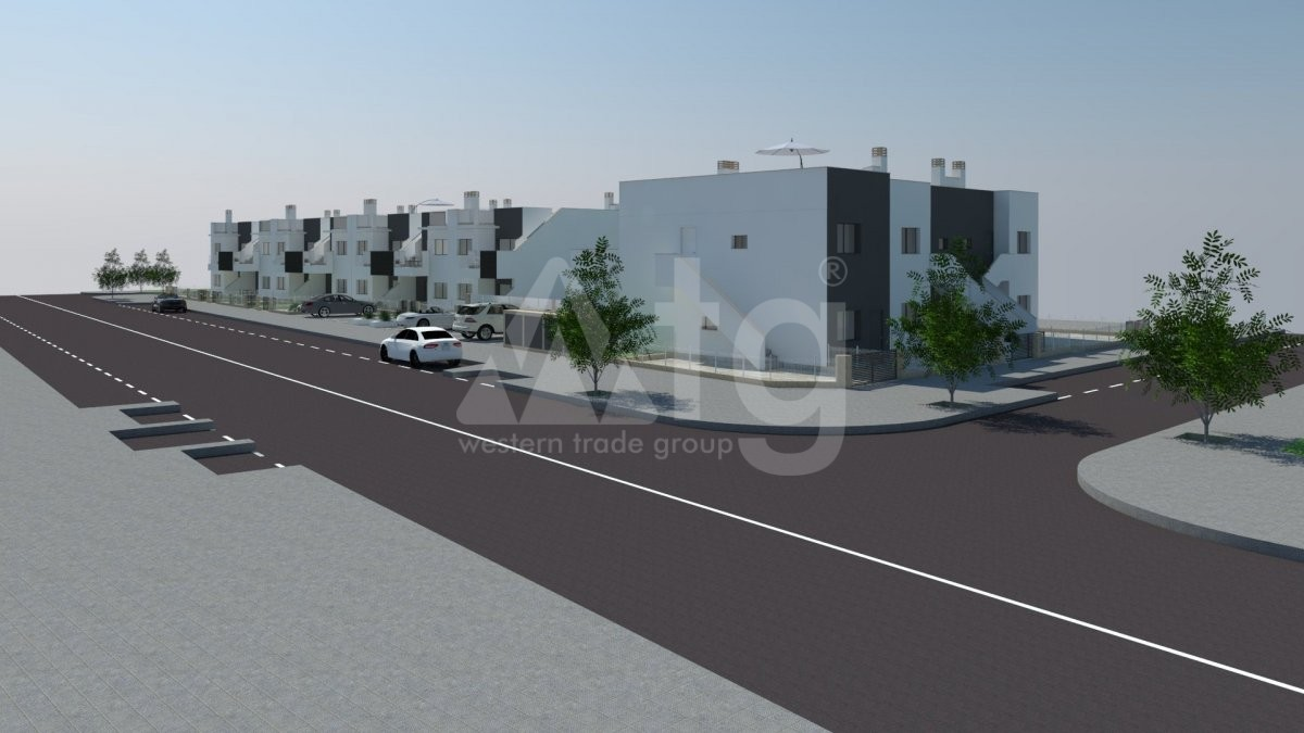 2 bedroom Penthouse in Guardamar del Segura  - AT115143 - 4