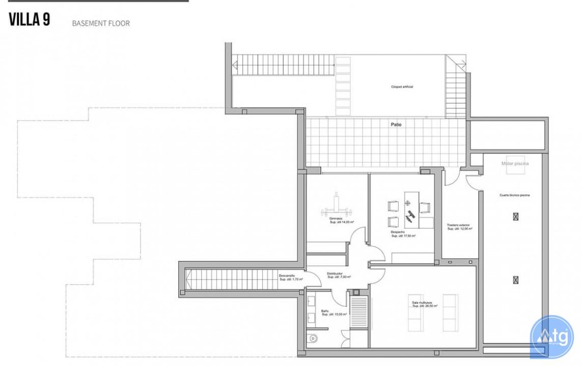 2 bedroom Penthouse in Guardamar del Segura - AT7960 - 14