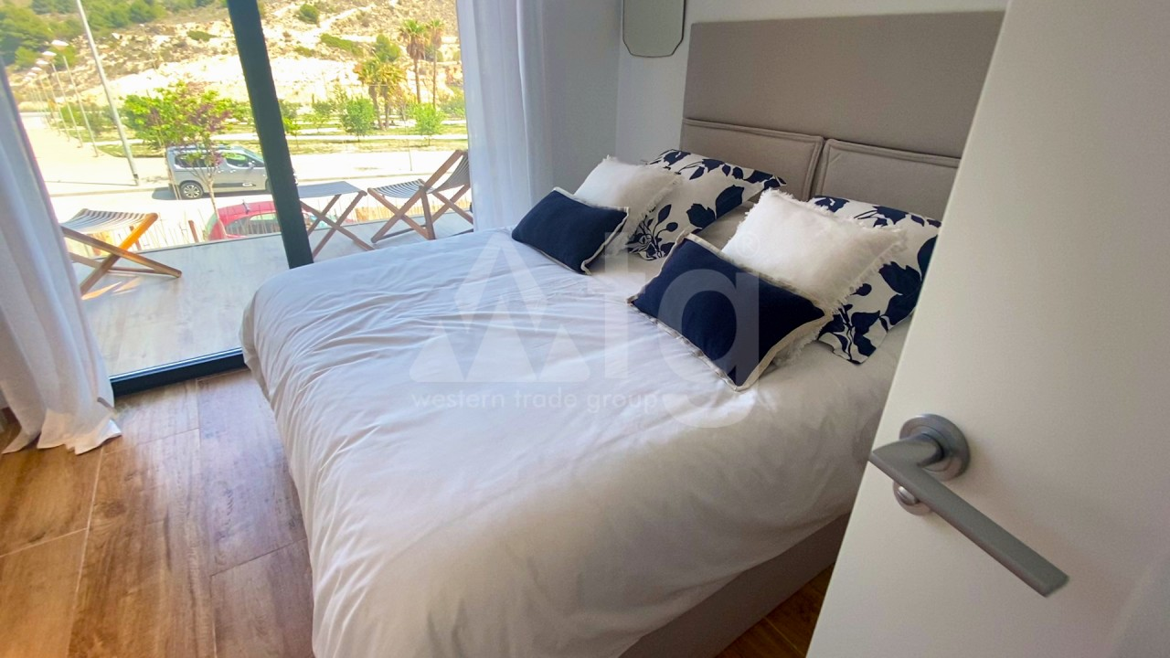 2 bedroom Townhouse in Villajoyosa - QUA8647 - 14