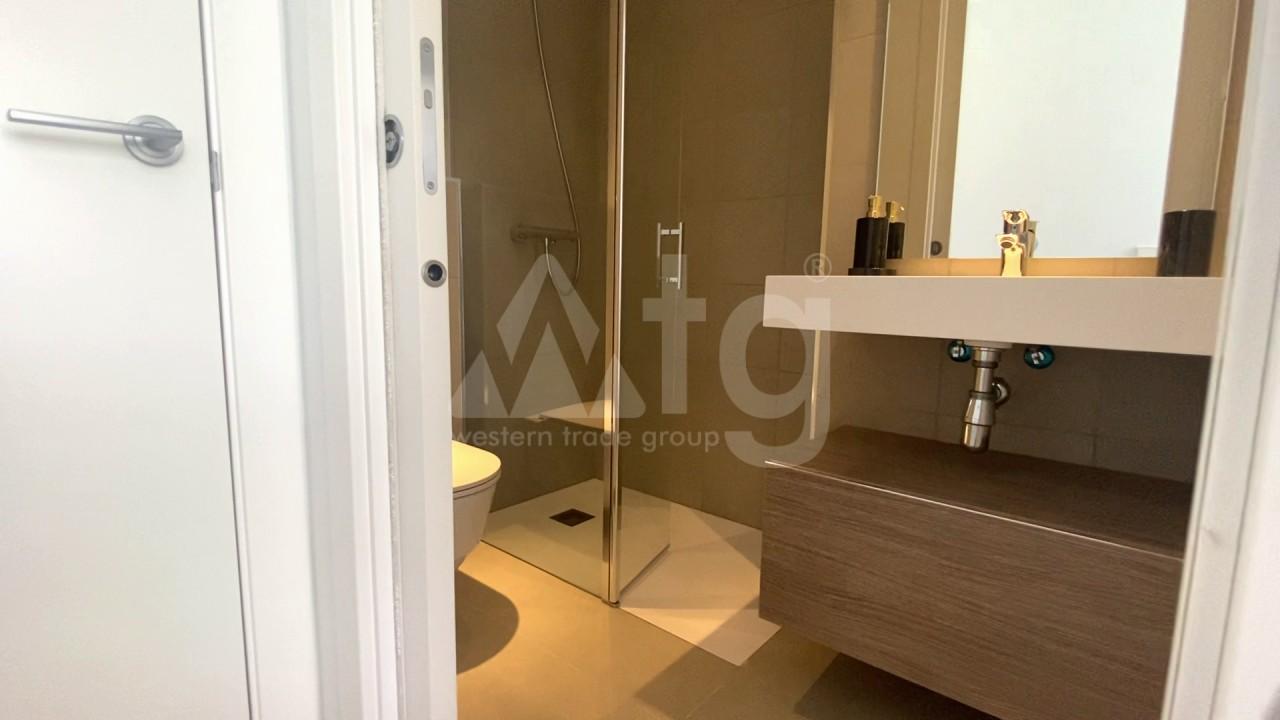 2 bedroom Townhouse in Villajoyosa - QUA8647 - 20