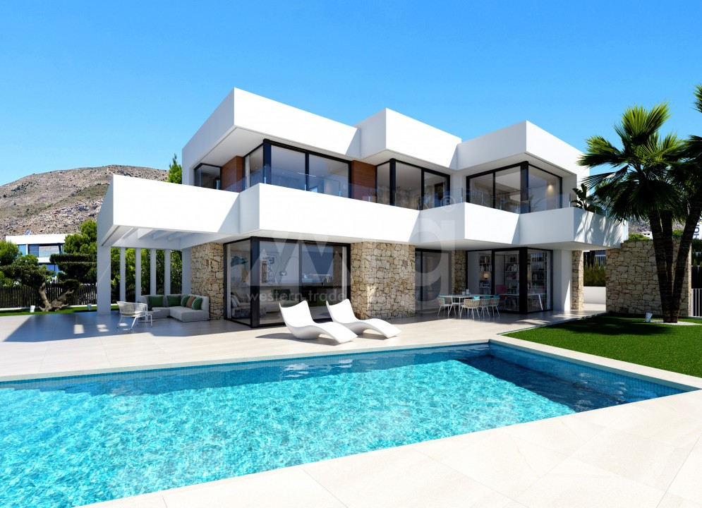 4 bedroom Villa in Altea  - SM117901 - 1
