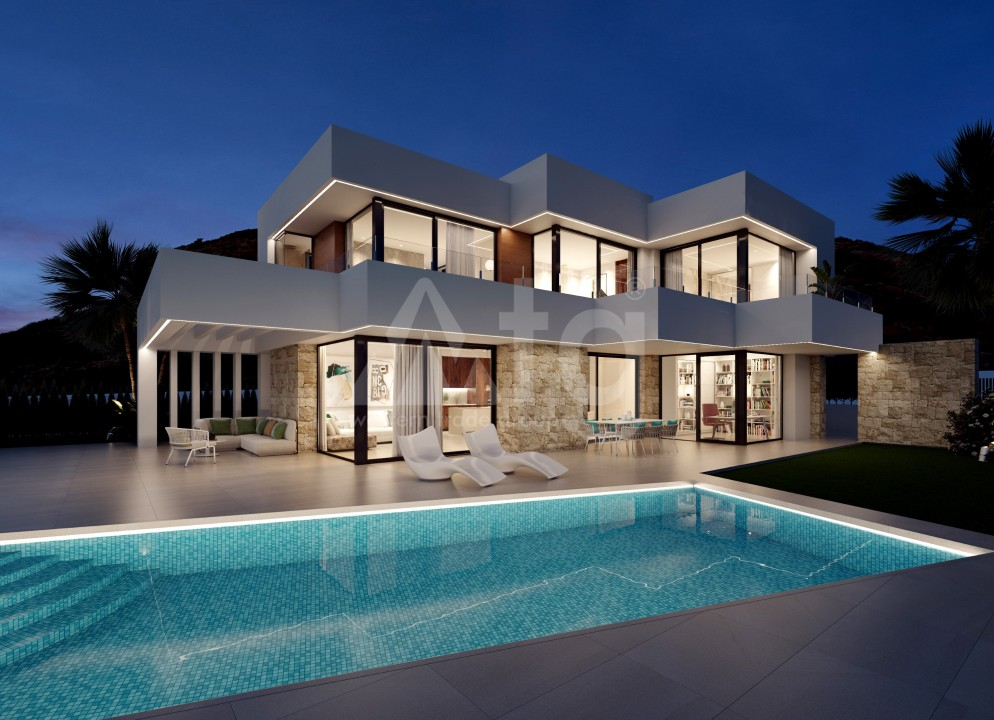 4 bedroom Villa in Altea  - SM117901 - 2