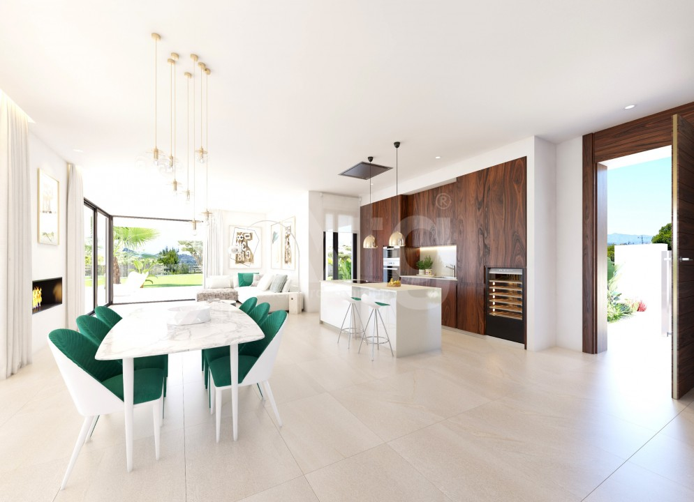 4 bedroom Villa in Altea  - SM117901 - 6