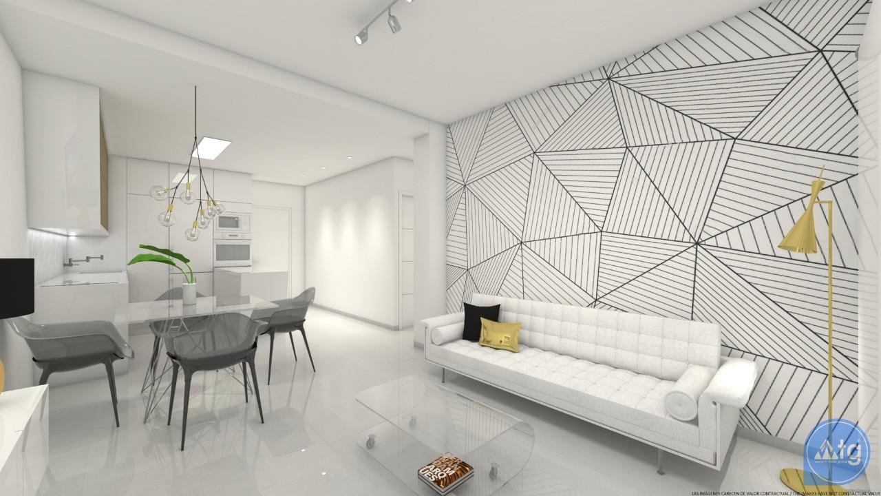 3 bedroom Villa in San Miguel de Salinas - GEO5310 - 6