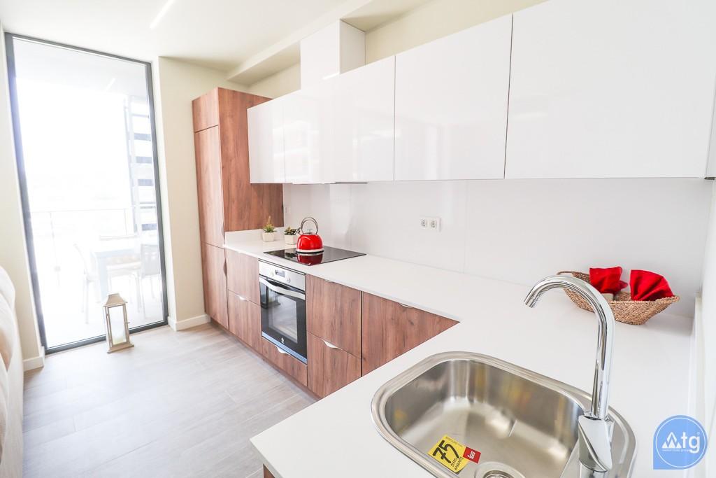 2 Schlafzimmer Appartement in Villajoyosa  - VLH118547 - 12