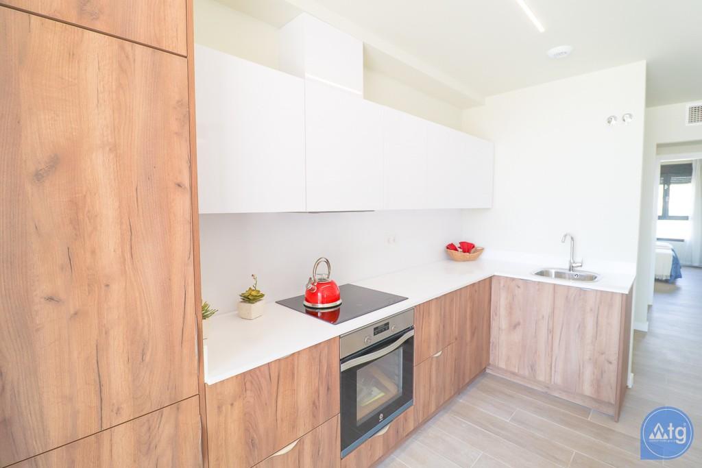 2 Schlafzimmer Appartement in Villajoyosa  - VLH118547 - 13