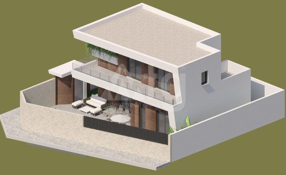 2 Schlafzimmer Appartement in Villajoyosa  - VLH118547 - 3