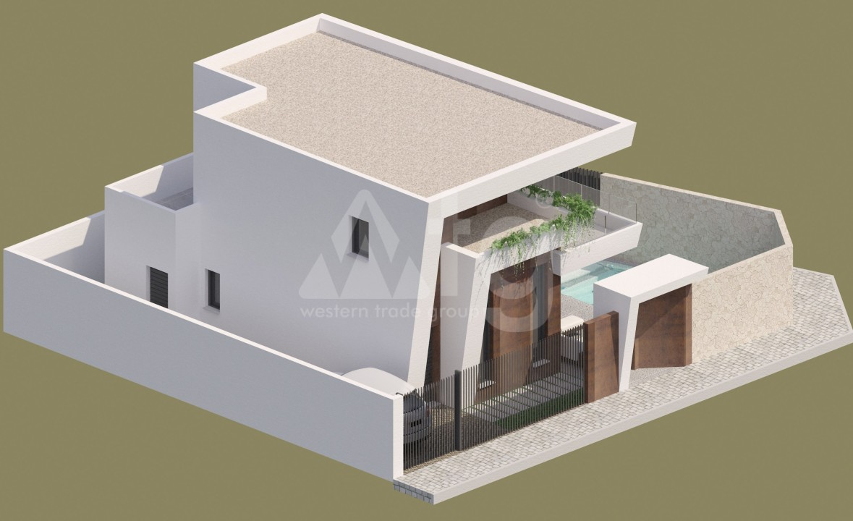 2 Schlafzimmer Appartement in Villajoyosa  - VLH118547 - 4