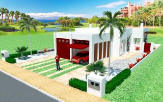 1 bedroom Duplex in Los Alcázares - SGN8676