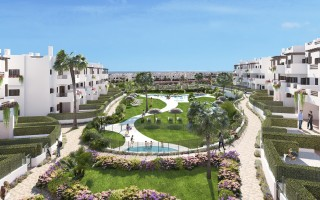 2 bedroom Apartment in Arenales del Sol  - TM116876