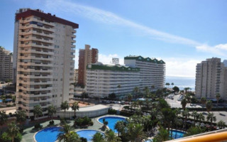 2 bedrooms Apartment in Calpe  - TT100785