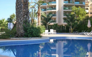 2 bedrooms Apartment in Calpe  - TT100795