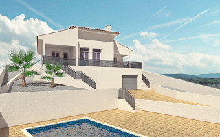 2 bedroom Apartment in Finestrat  - CG7645