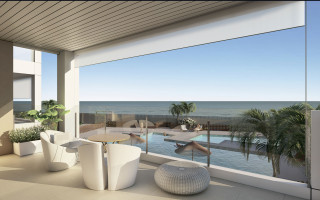 2 bedroom Apartment in Torre de la Horadada  - VP117149