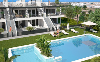 2 bedrooms Bungalow in La Zenia  - CRR61362412344