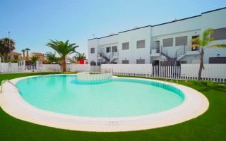 2 bedroom Bungalow in Torre de la Horadada  - Z1116290