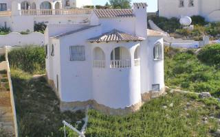 2 bedroom Villa in Benitachell  - VAP117200