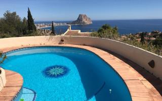 2 bedrooms Villa in Calpe  - CGN177613