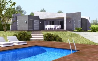 2 bedroom Villa in Denia  - PGP1117542