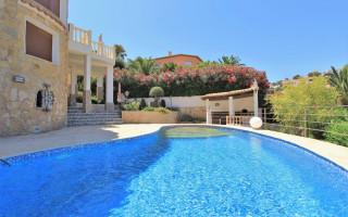 2 bedroom Villa in Javea  - CH119753