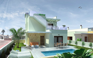 2 bedrooms Villa in Rojales  - CRR61758682344