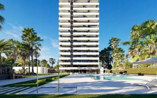 2 Schlafzimmer Penthouse-Wohnung in Punta Prima  - NS6529